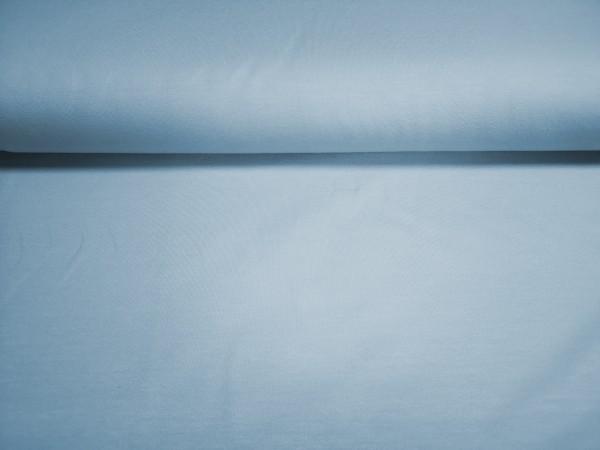0,5m Sommersweat / French Terry hellblau, 95% Baumwolle, 5% Elasthan