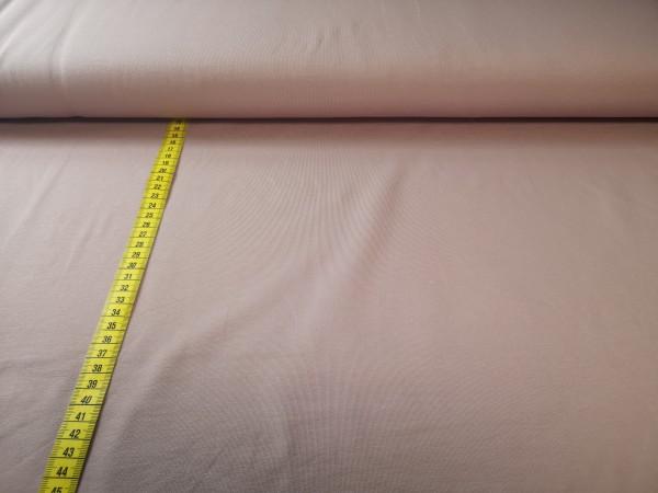 0,5m Jersey Altrosa, 95% Baumwolle, 5% Elasthan