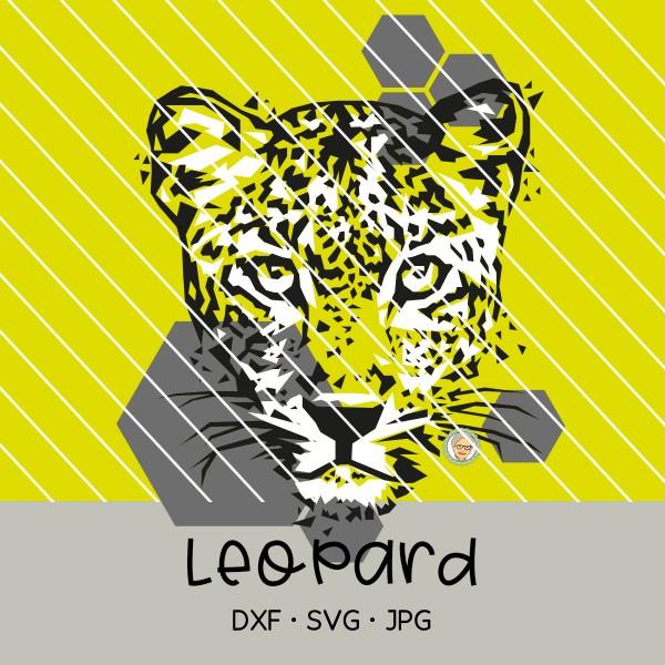 Plotterdatei Leopard